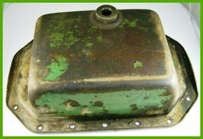 AM755T AM1788T * John Deere M MI MC MT 320 330 40 420 430 440 Oil Pan * Nice!