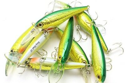 221 Ghost Glow Tail Cicada LUCKY CRAFT Bevy Shad 60SP