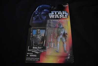 Star Wars Boba Fett The Power of The Force Action Figure