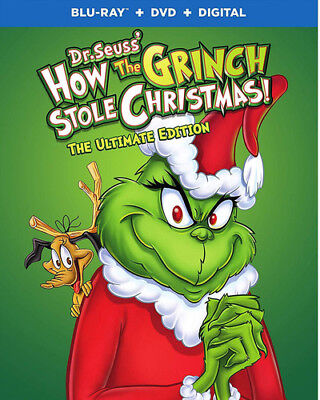 Dr Seuss: How The Grinch Stole Christmas 883929640973 (Blu-ray Used Very Good)