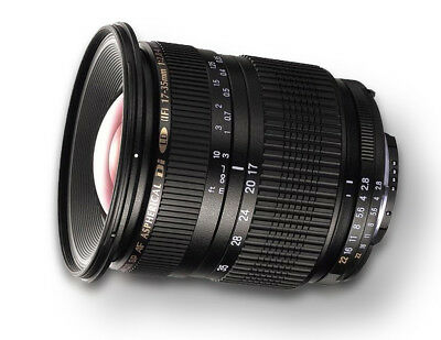 Tamron AF 17-35mm f/2.8-4 Di Ld IF (SONY A Vollformat) // Top-Zustand!