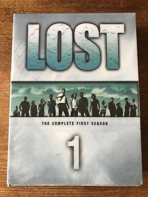 Brand New LOST (The Complete First Season) on DVD