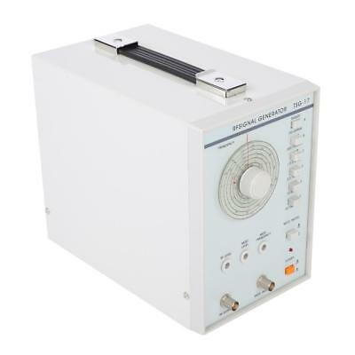 TSG-17 High Frequency Radio-Frequency RF Signal Generator 100KHz~150MHz 220/110V
