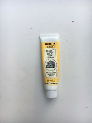 burts bee nappy ointment 15ml New
