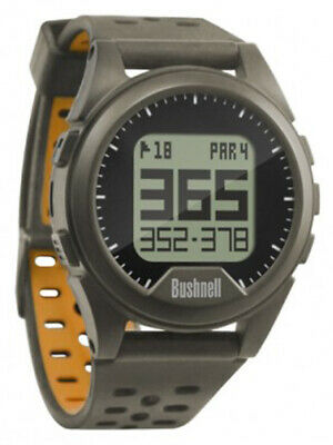 Bushnell Neo iON GPS Watch - Charcoal