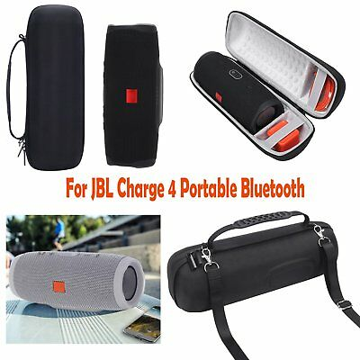 For JBL Charge 4 Portable Bluetooth Travel Carry Storage EVA Case Shoulder Bag