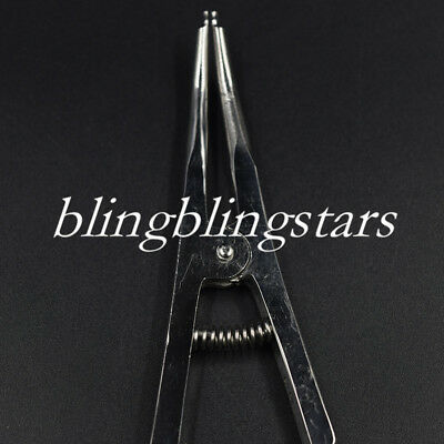 Dental Elastic Separating Forceps Pliers Orthodontic Braces Stainless Steel