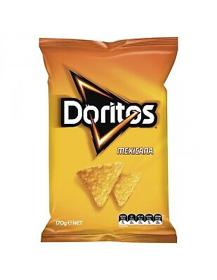 Doritos Mexicana Corn Chips 175g