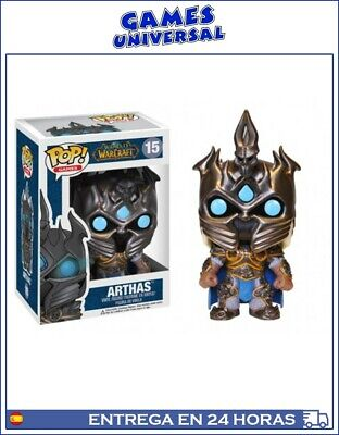 Funko Pop World Warcraft Arthas