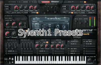 Sylenth1 Presets 1Pack