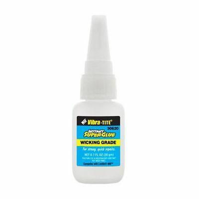 30620 - Cyanoacrylate Surface Insensitive - Wicking - 20 gm - Clear