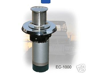South Pacific EC1000 Electric Capstan Winch - Brand NEW