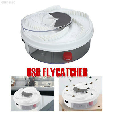 5D7C 220V Fly Trap Home Kitchen Durable Trapping Flies