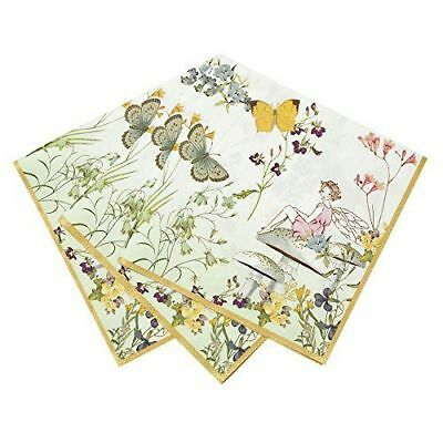 Talking Tables Fairy Theme Party Plates x 12 Truly Fairy Range