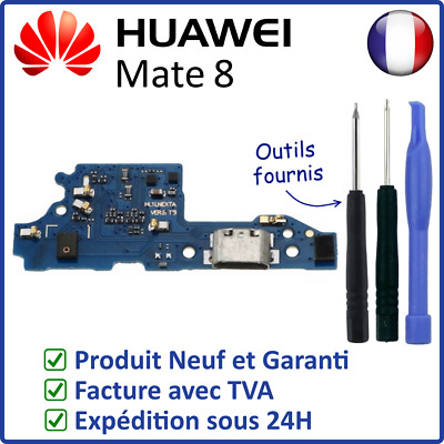 Nappe Circuit Connecteur De Charge Dock Prise Usb Antenne Micro Du Huawei Mate 8