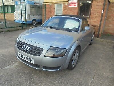 2005 Audi Roadster Tt 2 Seater Convertible Very Good Condition