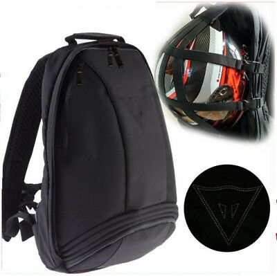 Motorcycle Backpack Moto Bag Waterproof Shoulder Reflective Helmet Bag Sport Bag