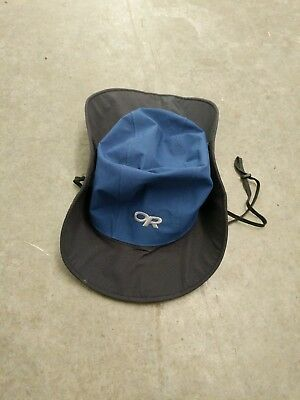 OUTDOOR RESEARCH OR Seattle Sombrero Rain Hat Goretex Size M -  19.99  d332938258b