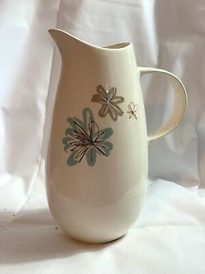 Vernonware Vernon Ware Metlox Young in Heart Pitcher- Excellent! Rare