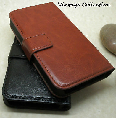 Case For Samsung Galaxy J6 A6 A8 J4 2018 Luxury Retro Leather Wallet Flip Cover