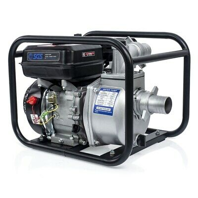 "2"" Petrol Water Pump - 5.5 HP, 500 LPM"