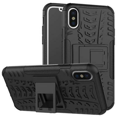 Shock Proof Gorilla Armour Hybrid Gorilla Stand Case For iPhone XS,XR,XS MAX