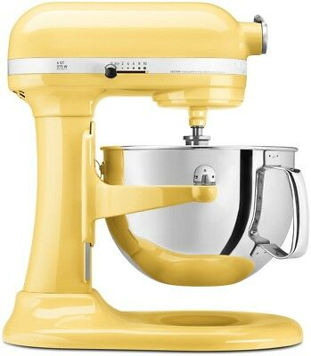 KitchenAid 6Qt Pro 600 Mixer - Majestic Yellow