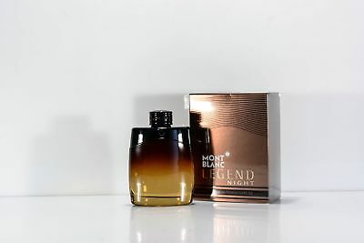 Montblanc Legend Night EdP Eau de Parfum Spray 100 ml Herrenduft OVP