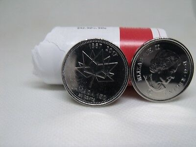 1-CANADA 2017 New 50 cents 150th Anniversary of CANADA ,direct from mint roll..