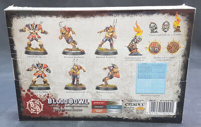 Games Workshop/ Blood Bowl/ The Game Fantasy Football/ The Doom Lords