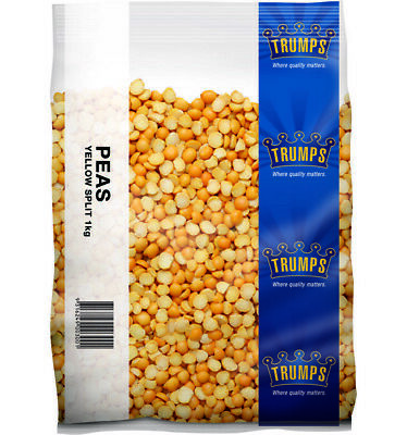 Trumps Yellow Split Peas 1kg