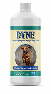 Dyne High Calorie Liquid for Dogs (32 oz)
