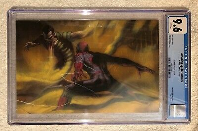 AMAZING SPIDER-MAN #2  - CGC 9.6 - Dell'otto Virgin Variant  - 441 of 600 COA -