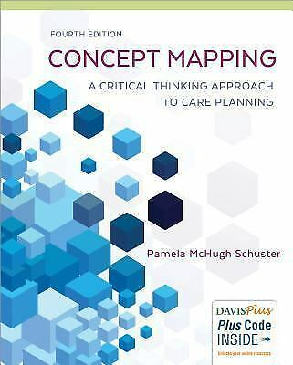 Concept Mapping: A Critical Thinking Approach to Care Planning 4th Ed (PDF ePub)