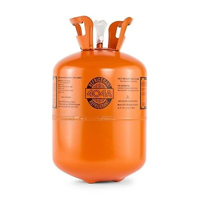 NEW R404a R-404a R 404a Refrigerant 24lb Tank Made in USA **EPA CERT. REQUIRED*