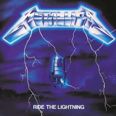 Metallica - Ride The Lightning(Cd Remastered 2016)