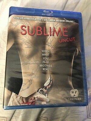 NEW! Sublime (Blu-ray Disc, 2008, Uncut)