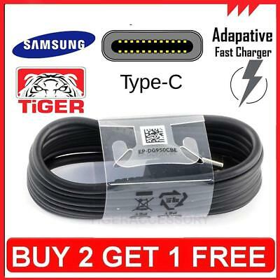 Fast Charge Data USB Lead Cable C-Type for Samsung Galaxy S8,S8Edge A3,A5,A7,
