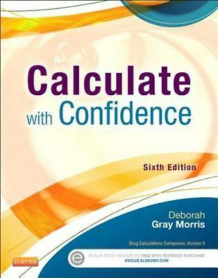 Calculate with Confidence 6th Edition (E-Book PDF ePub Mobi)