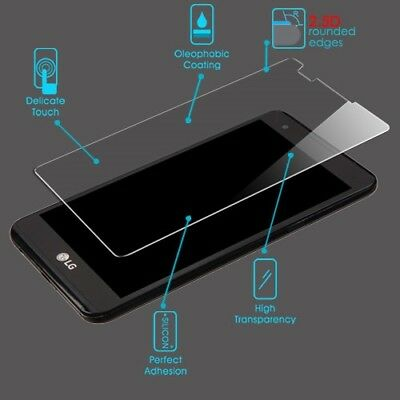 Premium Tempered Glass Film Screen Protector For LG X Power K210 K6P