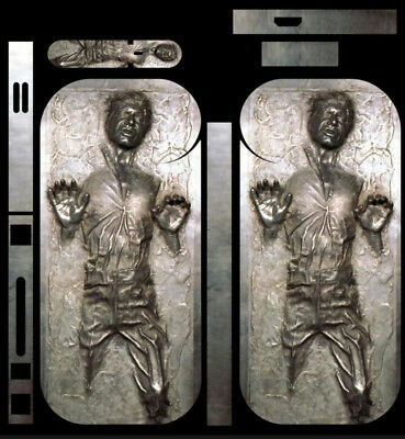 Skin Sticker For IQOS 2.4 Plus Portable Charger - Curved Cut- Star Wars Han Solo
