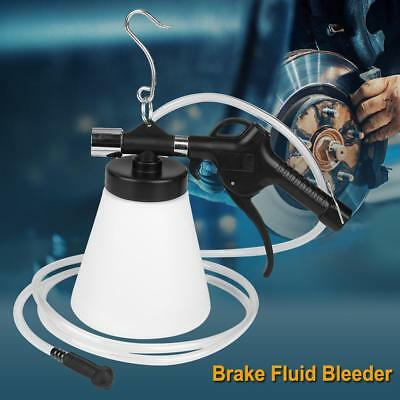 1L Pneumatic Car Brake Fluid Bleeder Bleeding Tool Brake Oil Replacement 6-12psi