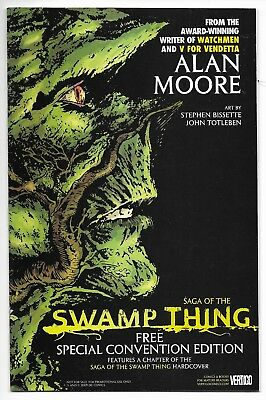 The Saga of the Swamp Thing Special Convention Edition 2009