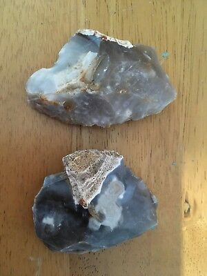 Neolithic/prehistoric Flint Tools.