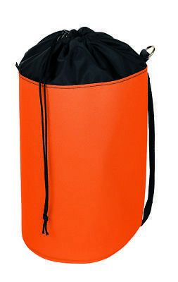 Weaver Leather Large Orange Arborist Throw Line Storage Bag - Holds 250'