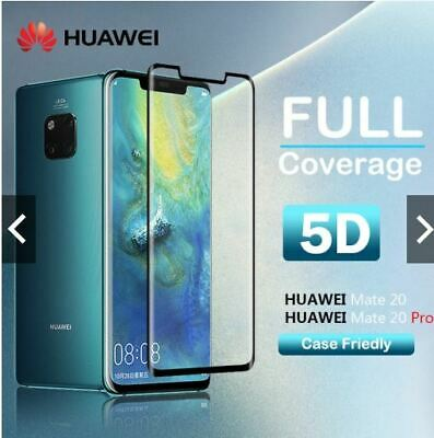 2x Huawei Mate 20 20 Pro Tempered Glass / Pet LCD Screen Protector Film Guard