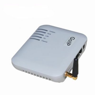 GOIP SMS GSM VOIP GATEWAY (IMEI Change, 1 SIM Card, SIP and H.323, VPN PPTP)