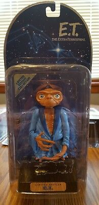 """ET The Extra Terrestrial 20th Anniversary Limited Edition E.T. """"NIB"""" #39320"""