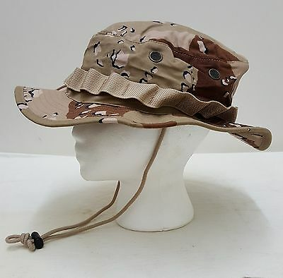 6-Color(Chocolate Chip) Boonie Hat-7 1/4