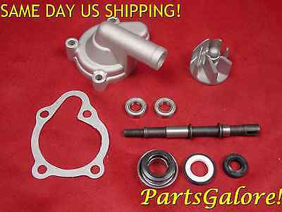 Water Pump Parts, Honda Helix Elite 250cc Water Cooled Scooter ATV Trike Buggy